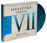 Husitská epopej VII. - 3CD MP3 (audiokniha)