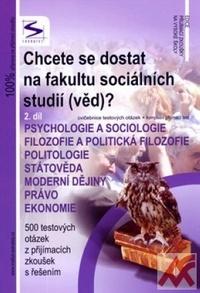 Chcete se dostat na fakultu sociálních studií (věd)? 2.