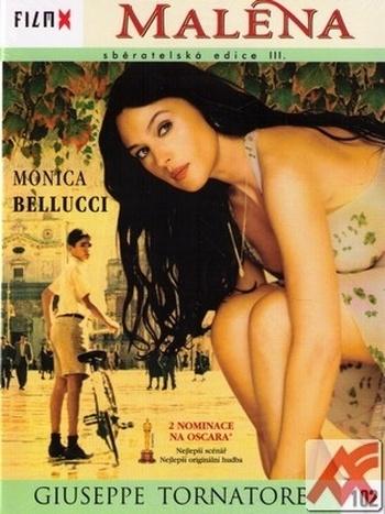 Malena - DVD (Film X III.)