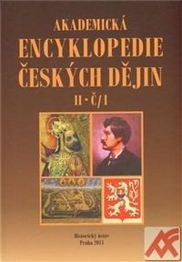 Akademická encyklopedie českých dějin II. - Č/1