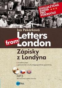 Zápisky z Londýna / Letters form London + CD MP3