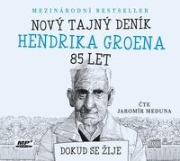 Nový tajný deník Hendrika Groena, 85 let - CD (audiokniha)