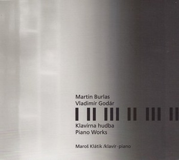 Klavírna hudba / Piano Works - CD
