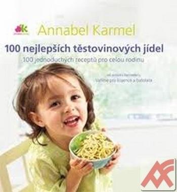 100 nejlepších těstovinových pokrmů