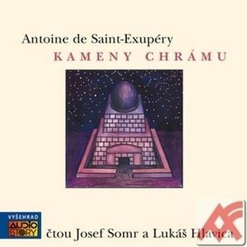 Kameny chrámu - CD (audiokniha)