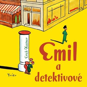 Emil a detektivové - CD MP3 (audiokniha)