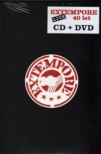Extempore 40 let - CD + DVD