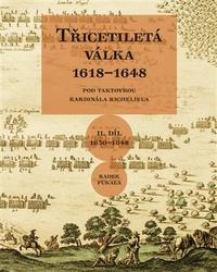 Třicetiletá válka 1618-1648 II. díl