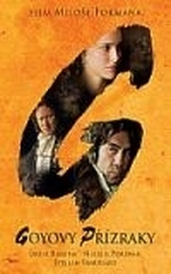 Goyovy přízraky - DVD