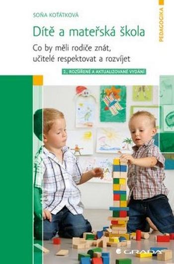 Dítě a mateřská škola. Co by měli rodiče znát, učitelé respektovat a rozvíjet