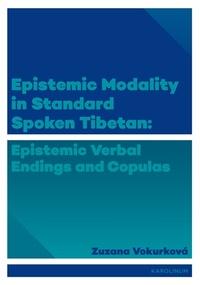 Epistemic modality in spoken standard Tibetian: