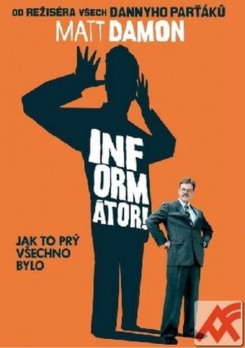 Informátor! - DVD