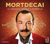 Mortdecai - Záhadný případ s knírem - MP3 CD (audiokniha)