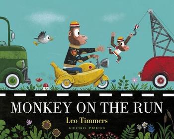 Monkey on the Run