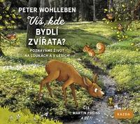 Víš, kde bydlí zvířata? - CD MP3 (audiokniha)