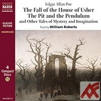 The Fall of the House of Usher - 4 CD (audiokniha)