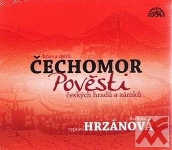 Pověsti českých hradů a zámků - CD (audiokniha)
