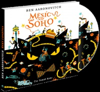 Měsíc nad Soho - CD MP3 (audiokniha)