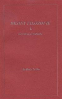 Dejiny filozofie I.