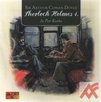 Sherlock Holmes 4. - MP3 (audiokniha)