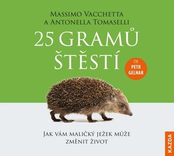 25 gramů štěstí - CD MP3 (audiokniha)