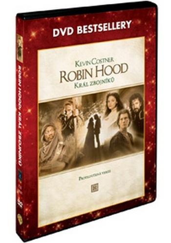 Robin Hood. Král zbojníků - DVD