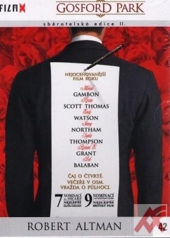 Gosford Park - DVD (Film X II.)