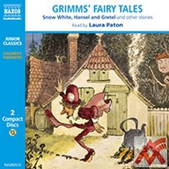 Grimms' Fairy Tales - 2 CD (audiokniha)