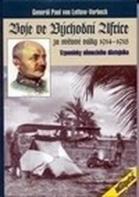 Boje ve Východní Africe za světové války 1914-1918