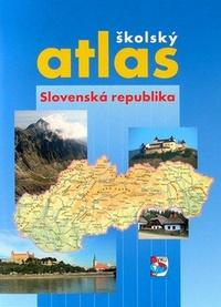 Školský atlas. Slovenská republika