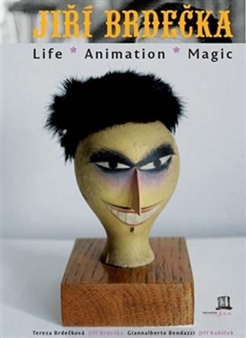 Jiří Brdečka. Life, Animation, Magic