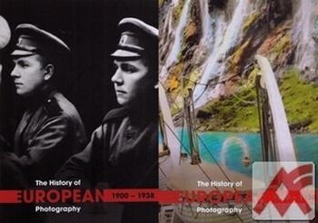 The History of European Photography 1900-1938 (A-I, I-U) (2 knihy)