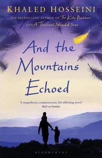 And the Mountains Echoed (tvrdá väzba)