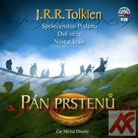Pán prstenů - 9 CD (audiokniha)