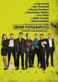 Sedm psychopatů - DVD