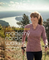 Moderný nordic walking