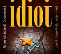 Idiot - 2 CD (audiokniha)