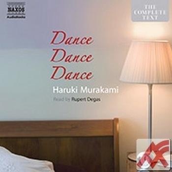 Dance Dance Dance - 11 CD (audiokniha)
