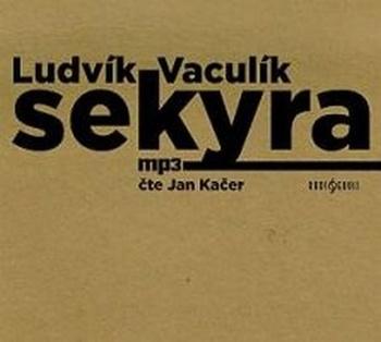 Sekyra - CD MP3 (audiokniha)