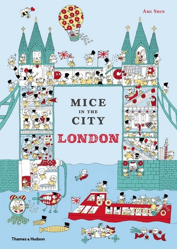 Mice in the City: London
