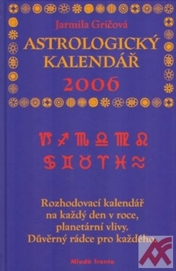 Astrologický kalendář 2006
