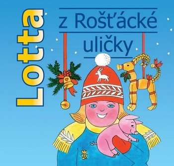 Lotta z Rošťácké uličky - CD (audiokniha)