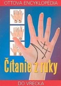 Čítanie z ruky - Ottova encyklopédia do vrecka