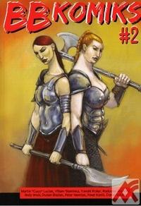 BB Komiks 2 - komiksový zborník