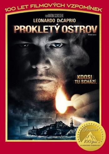 Prokletý ostrov - DVD
