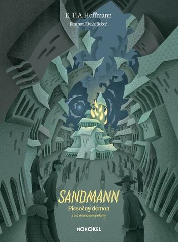 Sandmann. Piesočný démon ainé strašidelné príbehy