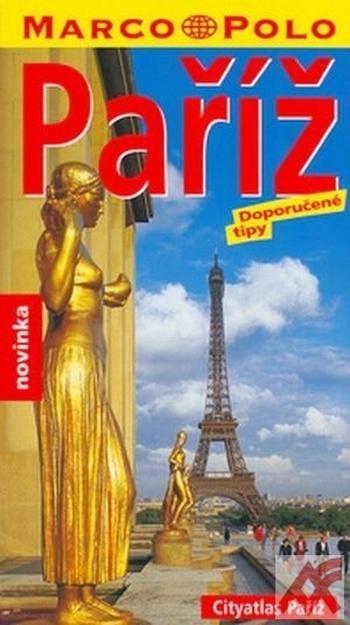 Paříž - Cityatlas