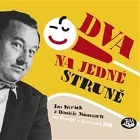 Dva na jedné struně - CD (audiokniha)