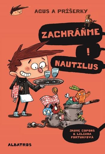 Agus a príšerky 2. Zachráňme Nautilus!