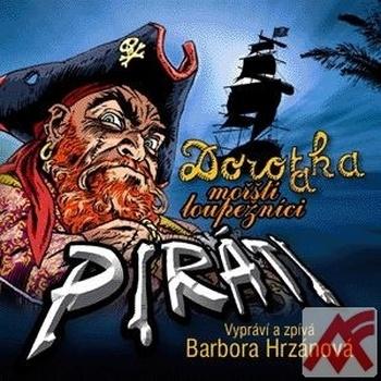 Dorotka a mořští loupežníci - CD (audiokniha)